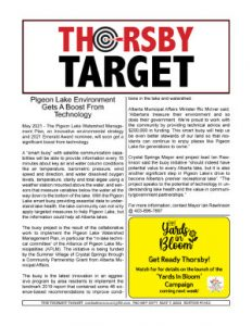 Thorsby Target - 2021.05.07