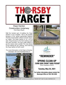 Thorsby Target - 2021.05.14