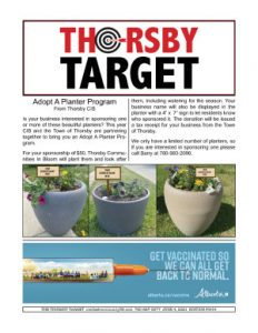 Thorsby Target - 2021.06.04