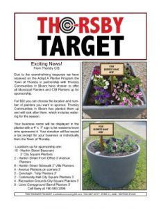 Thorsby Target - 2021.06.11