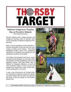 Thorsby Target - 2021.06.25