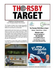 Thorsby Target - 2021.07.02
