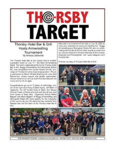 Thorsby Target - 2021.07.30