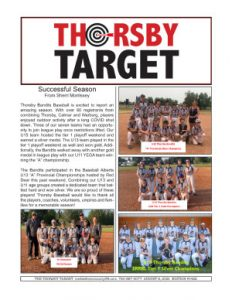 Thorsby Target - 2021.08.06