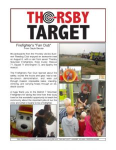 Thorsby Target - 2021.08.13