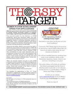 Thorsby Target - 2021.10.15